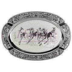 Wishing You A Speedy Success Silver Plate (200g Ag.999)